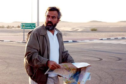 George Clooney in Syriana
