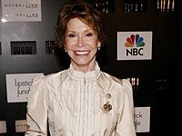 Actress Mary Tyler Moore attends the Lipstick Jungle premiere party at Studio 450 on September 15, 2008 in New York City.