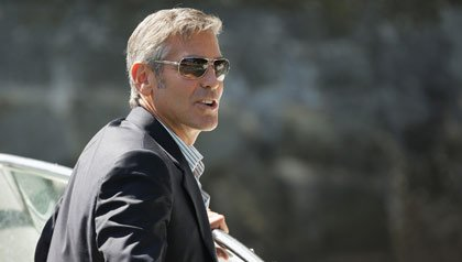George Clooney llega los años 50