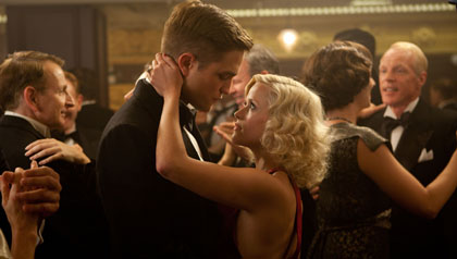 Against all odds, Jacob (Robert Pattinson) and Marlena (Reese Witherspoon) find lifelong love in Water for Elephants