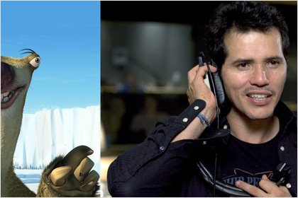 John Leguizamo in 'Ice Age 2' The Meltdown (2006)