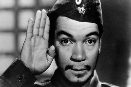 Centenario del natalicio del humorista mexicano Cantinflas - Película: A volar joven