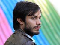 Actor mexicano Gael García en la película chilena NO de Pablo Larraín