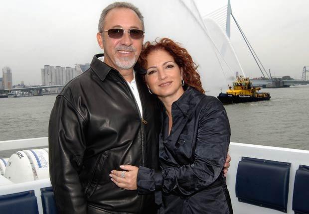 Emilio Estefan y Gloria Estefan - Parejas hispanas de celebridades