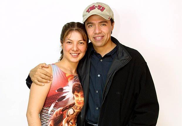 Priscila Angel y Gustavo Angel - Parejas hispanas de celebridades