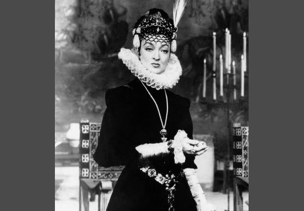 Película Don Quijote de la Mancha con la actriz Sara Montiel, 1947