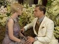 Carey Mulligan y Leonardo DiCaprio en una escena de la película The Great Gatsby.