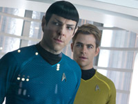 Reseña de la película Star Trek Into Darkness,STAR TREK INTO DARKNESS