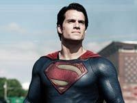 Henry Cavill como Superman en la película Man of Steel