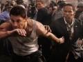 Channing Tatum y Jamie Foxx en una escena de la película White House Down.