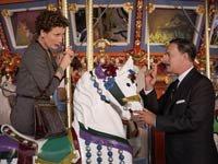 Emma Thompson y Tom Hanks protagonizan la película Saving Mr. Banks