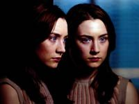 Saoirse Ronan en la película - The Host