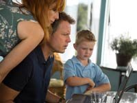 Kelly Reilly, Greg Kinnear y Connor Corum protagonizan la película Heaven is For Real