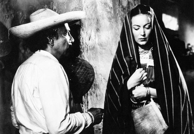 María Félix en Maclovia, 1948 - 10 películas clásicas mexicanas con María Félix.
