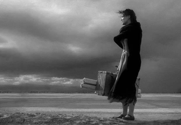 María Félix en Rio Escondido, 1947 - 10 películas mexicanas clásicas con María Félix.
