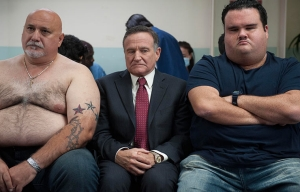 Robin Williams stars in The Angriest Man in Brooklyn.