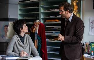 Clive Owen y Juliette Binoche protagonizan la película Words and Pictures - Estas películas son para usted esta temporada