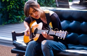Keira Knightley stars in Begin Again.