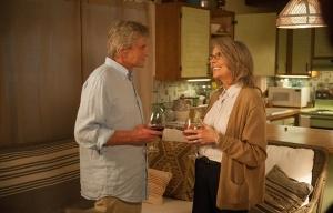 Michael Douglas y Diane Keaton protagonizan la película And So It Goes - Estas películas son para usted esta temporada