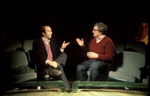 Gene Siskel and Roger Eberts in Life Itself.