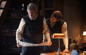 Jeff Bridges y Brenton Thwaites protagonizan la película The Giver - Estas películas son para usted esta temporada