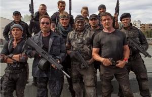 The Expendables 3 - Estas películas son para usted esta temporada