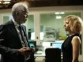 Morgan Freeman y Scarlett Johansson protagonizan la película Lucy