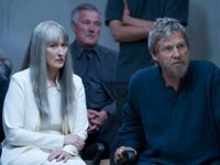 Meryl Streep y Jeff Bridges protagonizan la película The Giver