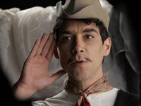 Oscar Jaenada protagoniza la película Cantinflas.