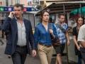 Pierce Brosnan y Olga Kurylenko protagonizan la película The November Man.