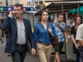 Pierce Brosnan y Olga Kurylenko protagonizan la película The November Man.