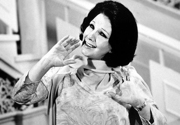 Película Así era mi madre - Libertad Lamarque y sus momentos más representativos