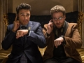 James Franco y Seth Rogen protagonizan The Interview -La entrevista-.