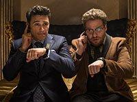 James Franco y Seth Rogen protagonizan The Interview -La entrevista-.