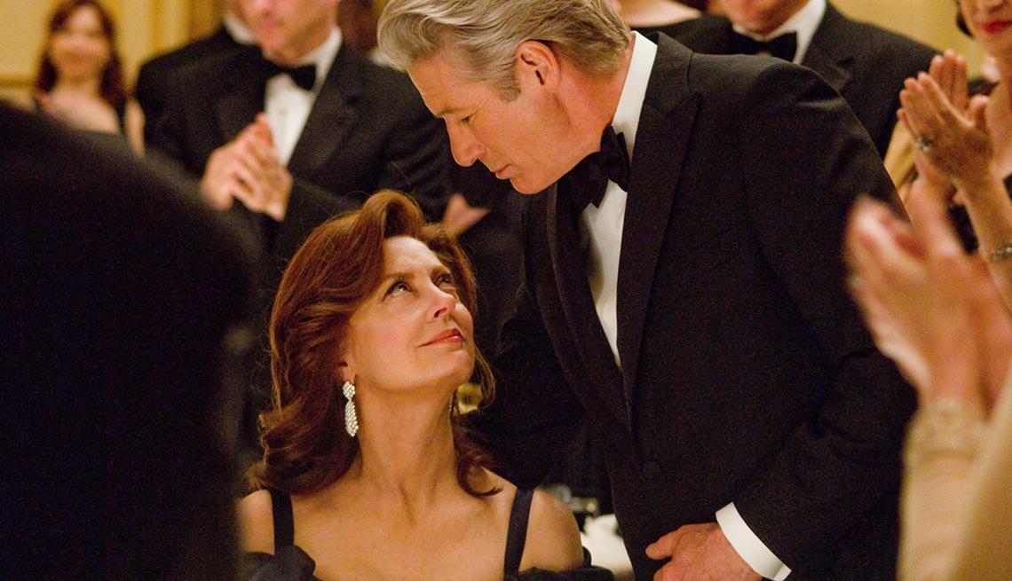 Arbitrage Movie, Susan Sarandon, Richard Gere, Movies For Grown Ups Lifetime Achievement Award