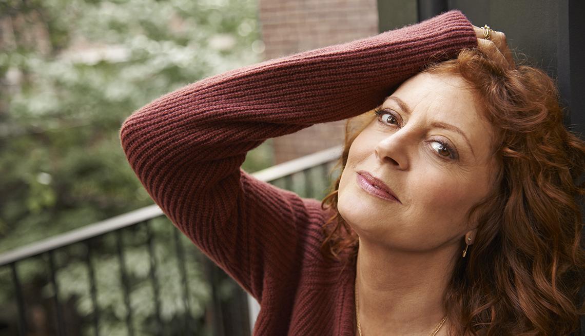 Portrait, Actress, Susan Sarandon, Movies For Grown Ups Lifetime Achievement Award