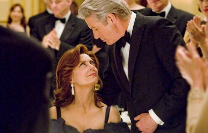 Susan Sarandon and Richard Gere in ARBITRAGE, MFG Lifetime Achievement Award