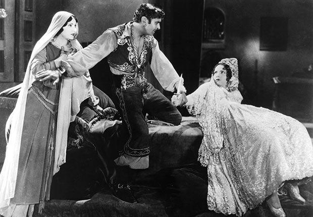 Douglas Fairbanks, latin lovers del cine