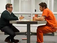 Jonah Hill y James Franco en una escena de True Story.