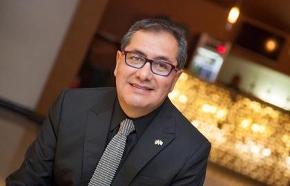 Retrato del director de cine mexicano Jorge Ramírez Suárez - Guten Tag, Ramón