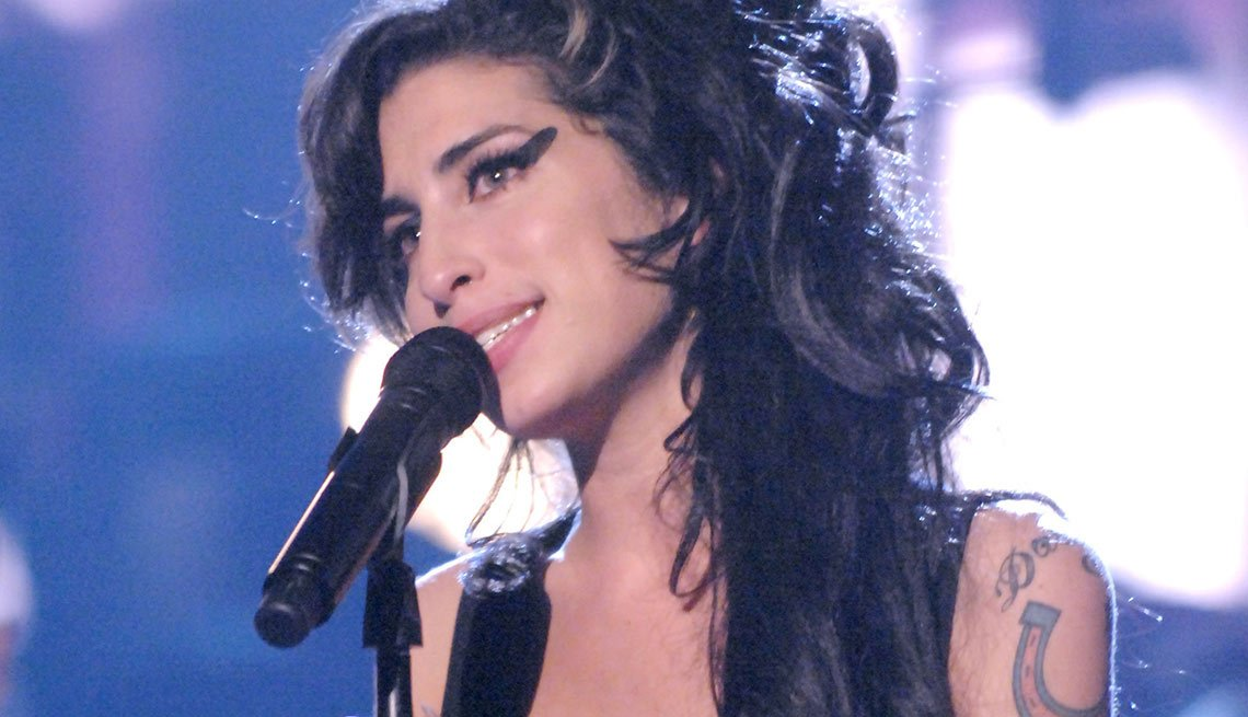 Foto de Amy Winehouse - Documental de su vida