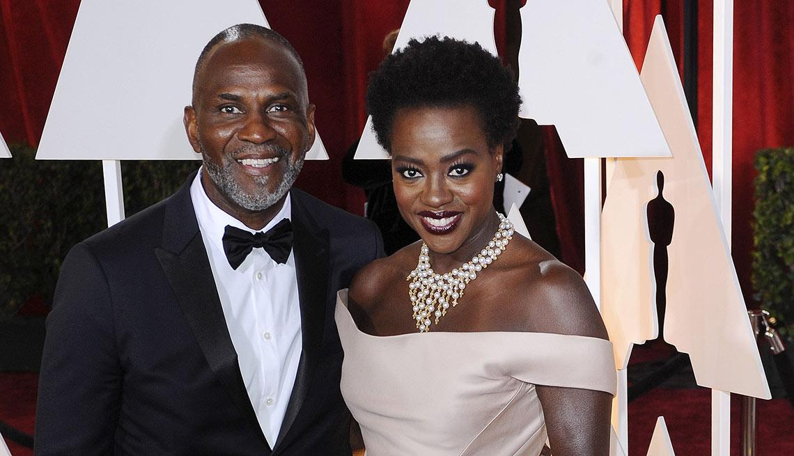 Viola Davis, Julius Tennon, Academy Awards