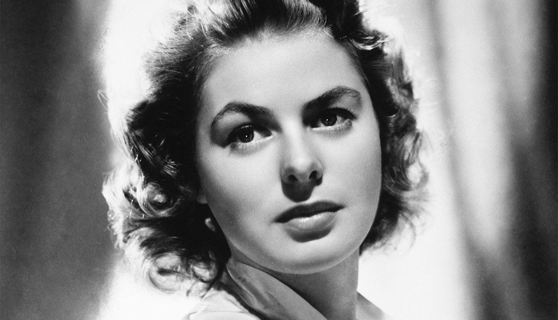 Ingrid Bergman, una actriz de la era dorada de Hollywood