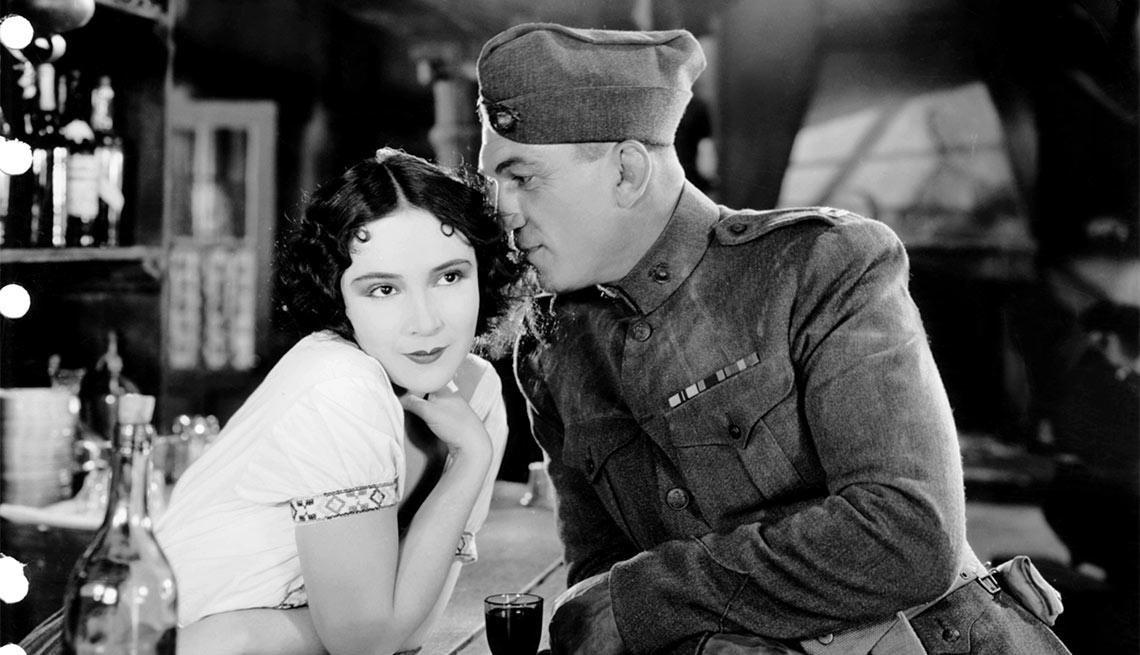 Dolores del Río en What Price Glory - Actriz de la época dorada del cine mexicano y Hollywood