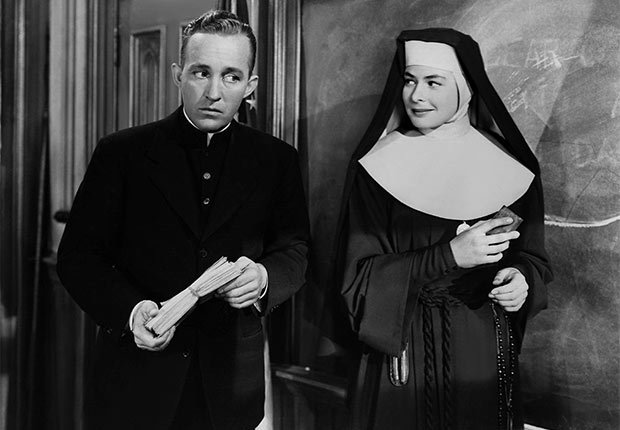 The Bells of St. Mary's, película con Ingrid Bergman, una actriz de la era dorada de Hollywood a 100 años de su natalicio.