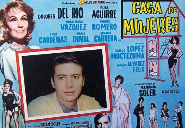 Dolores del Río, Casa De Mujeres - Actriz de la época dorada del cine mexicano y Hollywood
