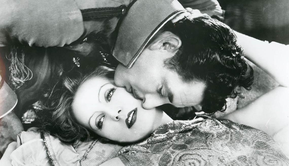 Greta Garbo, Flesh and the Devil