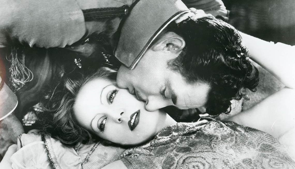 Greta Garbo, Flesh and the Devil