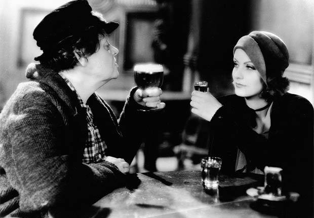 Greta Garbo como Anna Christie - Greta Garbo, recuento de su carrera en imágenes