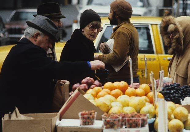 Greta Garbo en Nueva York  - Greta Garbo, recuento de su carrera en imágenes